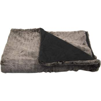 The Faux Fur Throw GVSC-4000