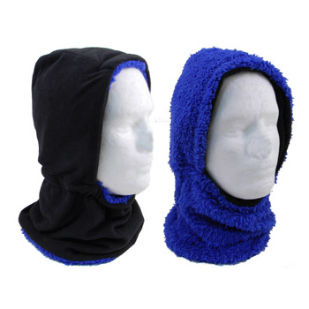Reversible Neck Warmer With Hat OX-5000