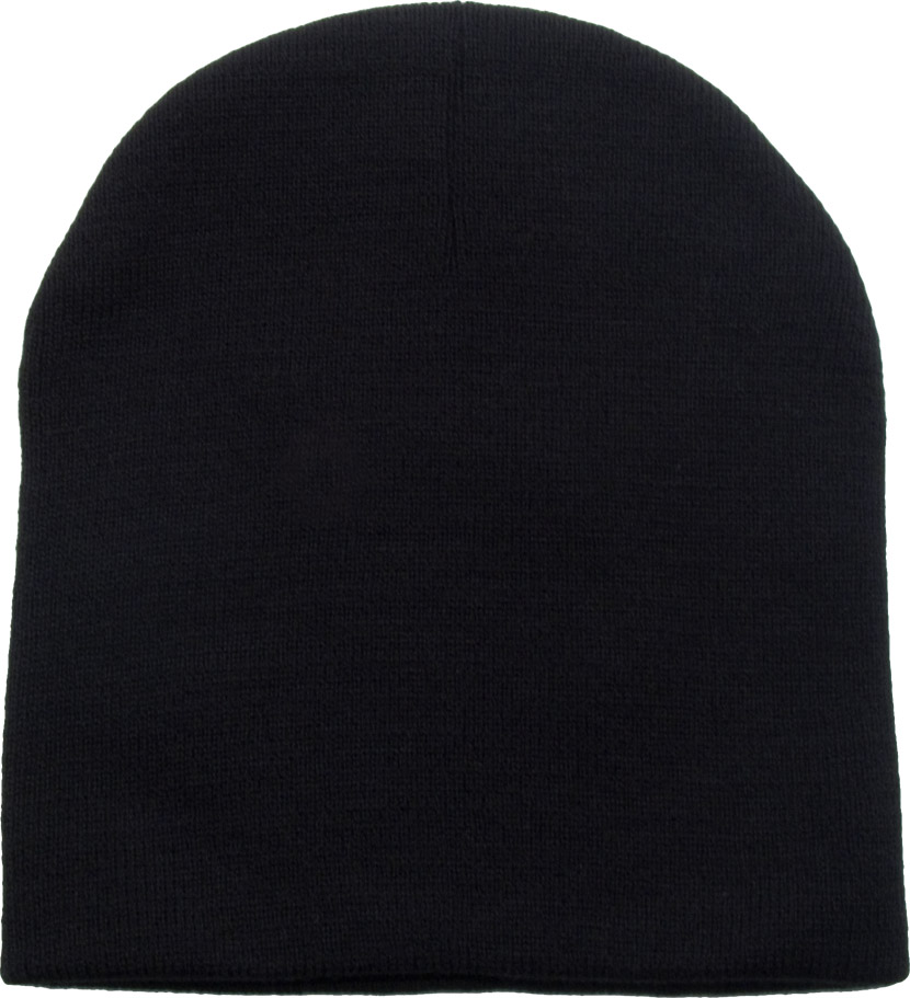 Short Knit Beanie Hats X-2700