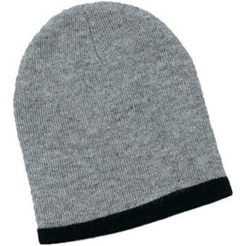Two-Color Beanie Hats X-2600